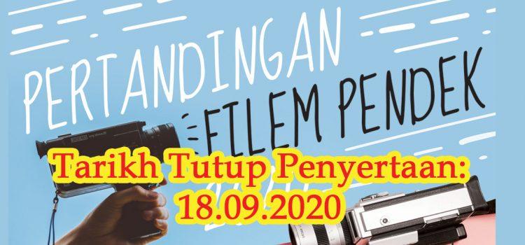 Pertandingan Filem Pendek 2020 – Updated